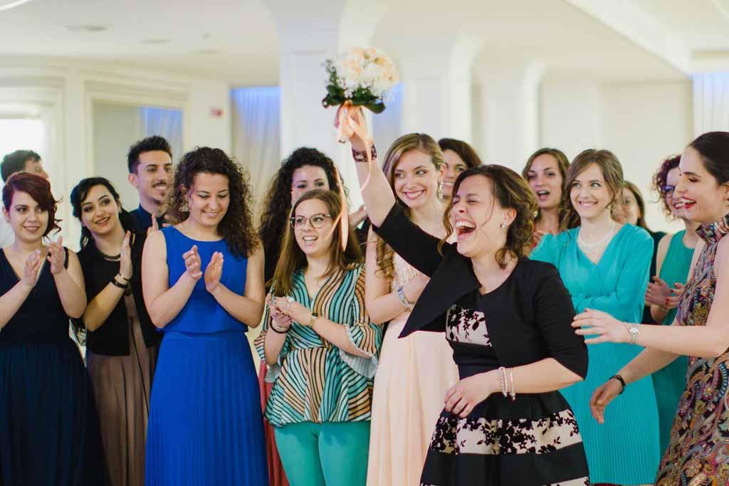 Animazione matrimonio Reggia dei Tessali