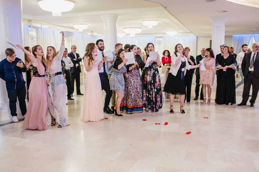 animazione per matrimonio Taranto