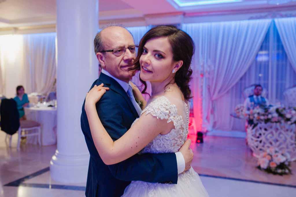 ballo sposa papà Reggia dei Tessali