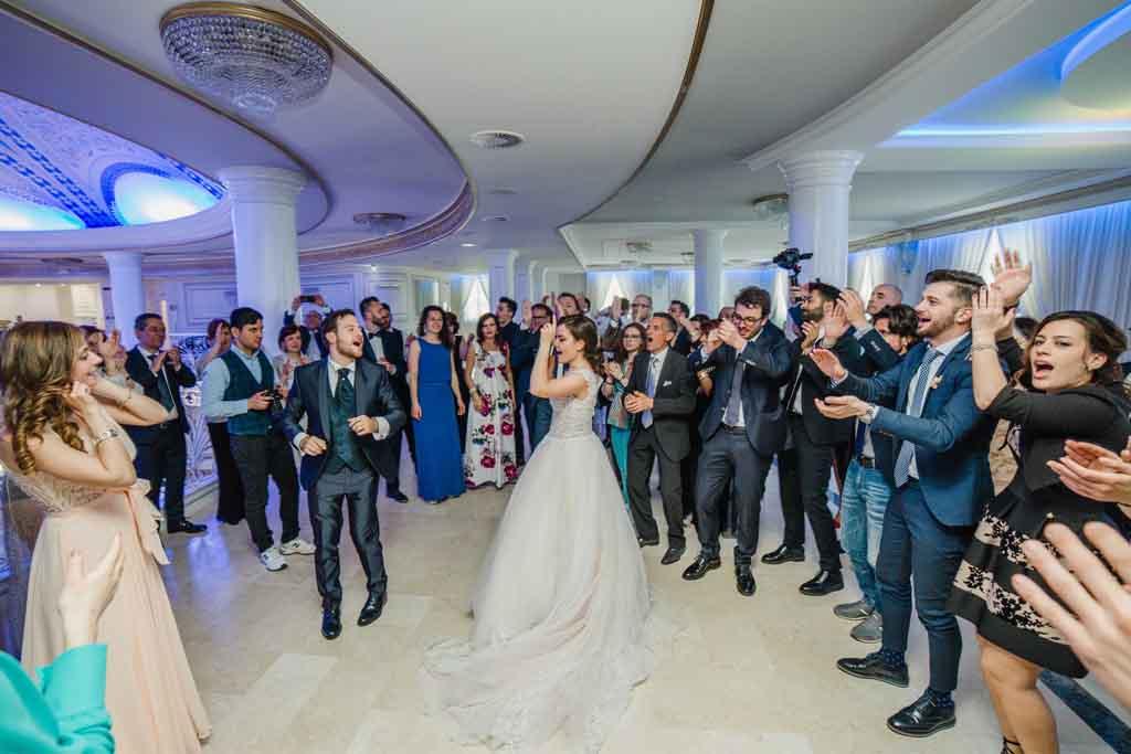 matrimonio alla Reggia dei Tessali Ginosa
