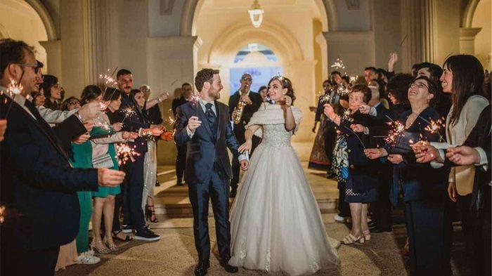 Reggia dei Tessali matrimonio