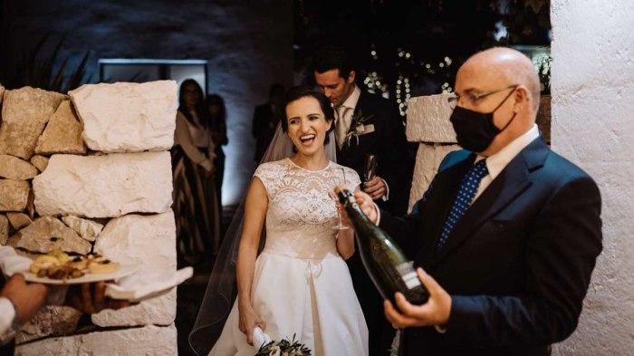 Villa Cenci matrimonio