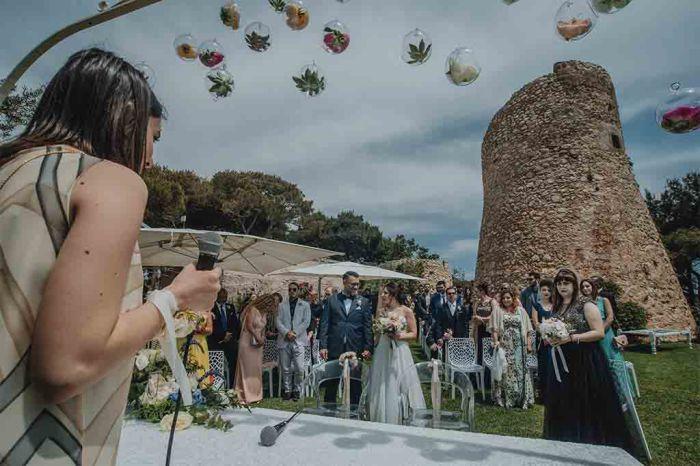Calebrazione matrimonio civile Calal dei Balcani