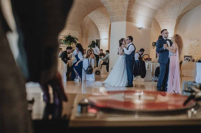 Musica matrimonio Cala dei Balcani