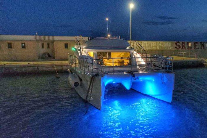 Barche per eventi e feste Lecce