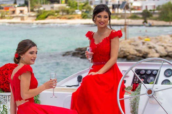 Cerimoni civile su Barca Lecce