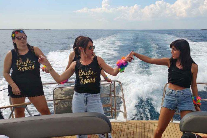 Feste su Yacht Gallipoli