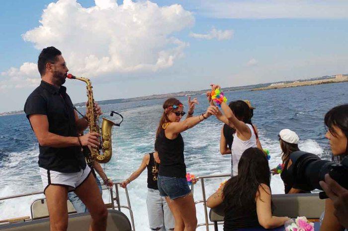 Feste su Yacht Salento
