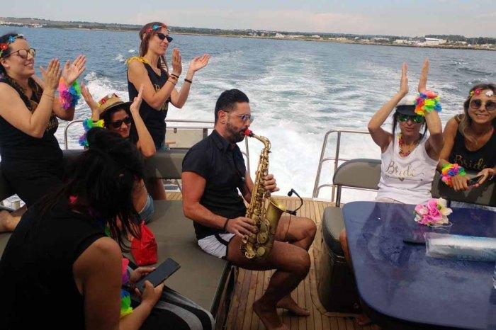 Feste su Yacht
