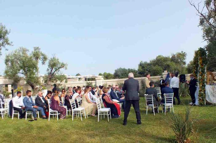 Masseria La Macina cerimonia civile matrimonio