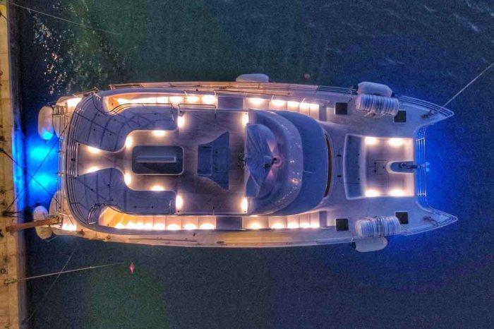Noleggio barca per eventi Lecce