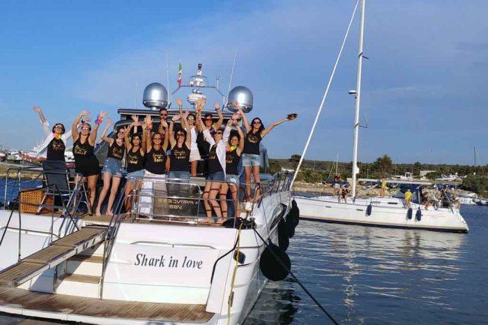 Noleggio yacht per eventi Puglia