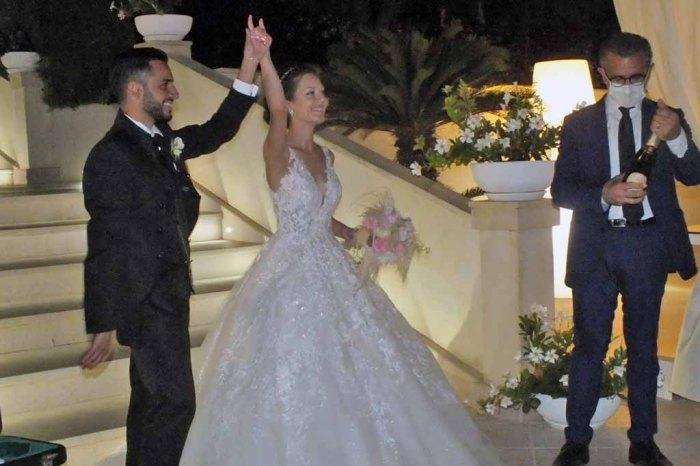 Accoglienza sposi Villa dei Fiori Eventi