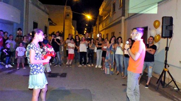 Meissano Lecce serenata dello sposo