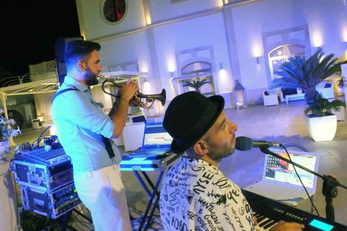 musicisti matrimonio Villa dei Fiori Gallipoli