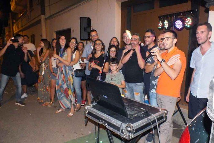 Serenata dello sposo a Lecce
