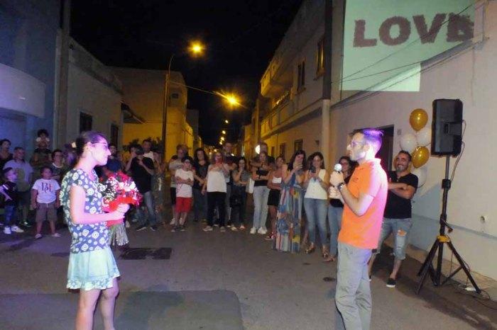 serenata romantica Melissano Lecce