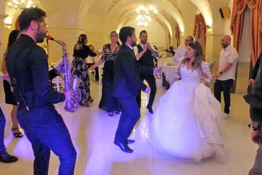 Animazione matrimonio Villa Elda ugento