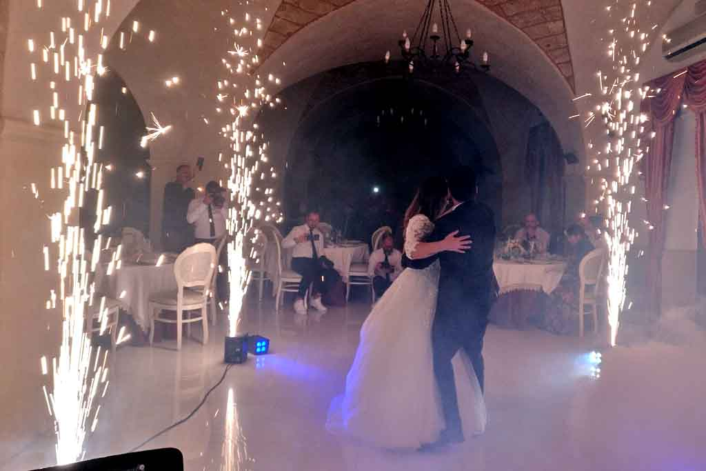 Musica matrimonio Villa Elda Ugento