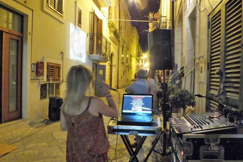 Musica serenata sposa Conversano Bari