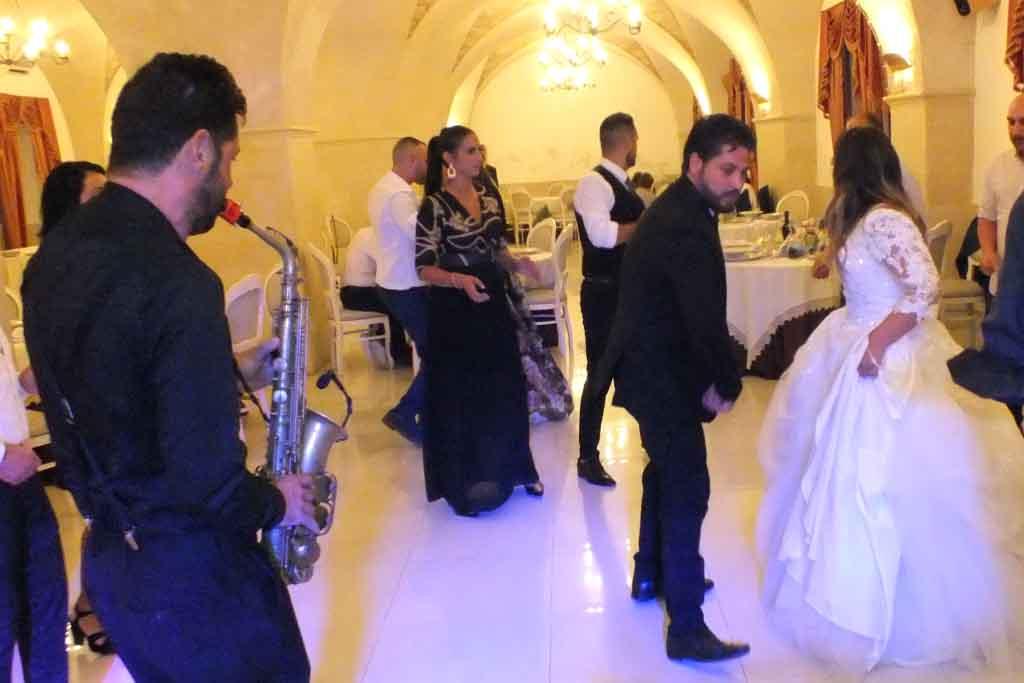 Villa Elda animazione matrimonio