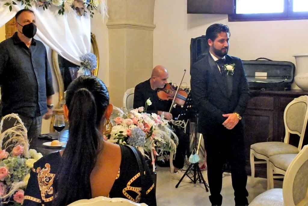 Villa Elda Cerimonia civile matrimonio