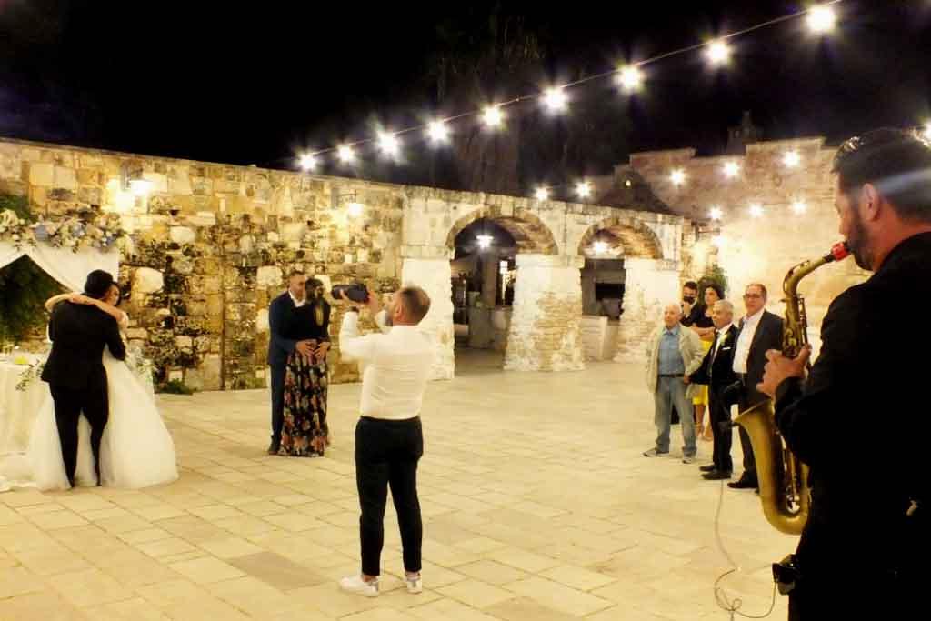 Villa Elda Ugento Lecce matrimonio