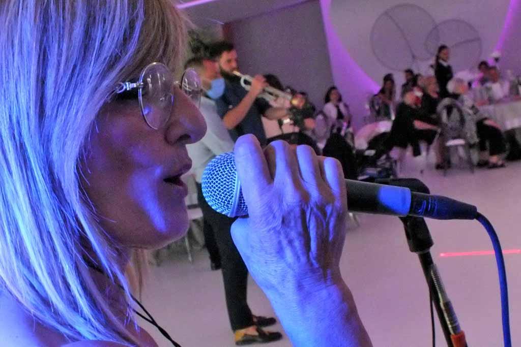 Cantanti musica matrimoni Bari