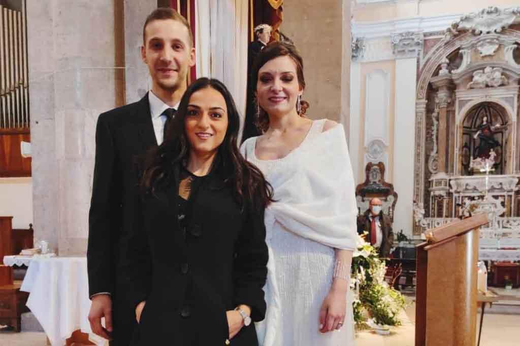 Musica cerimonia matrimonio Foggia