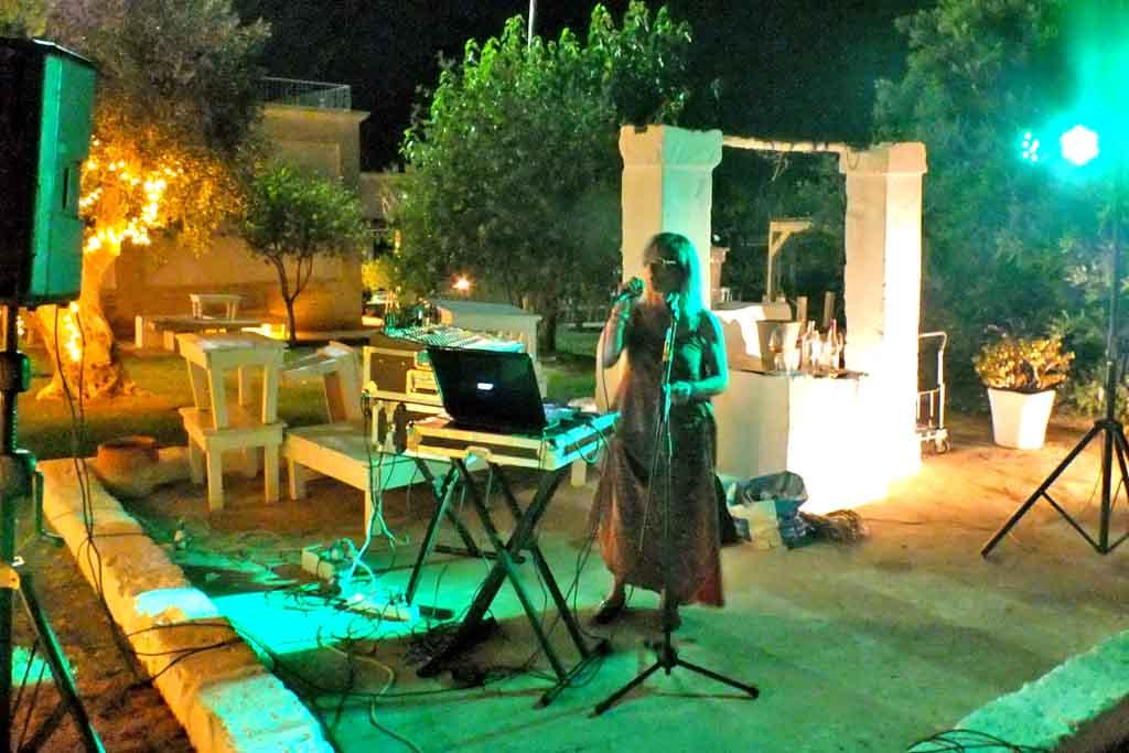 Musica eventi Casale del Murgese