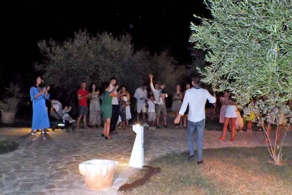 Sorpresa sposi Savelletri Fasano
